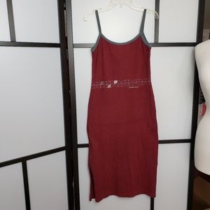 Bolo and clyde on the ground bodycon tank dress